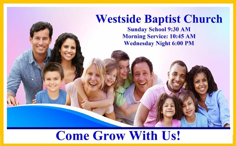 Westside Baptist Church in Daytona Beach, Fl